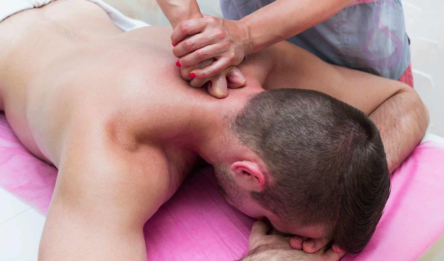 Male Massage in Kent